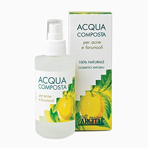 Tónico facial para el tratamiento del acné - Argital cosmética natural - 125 ml.