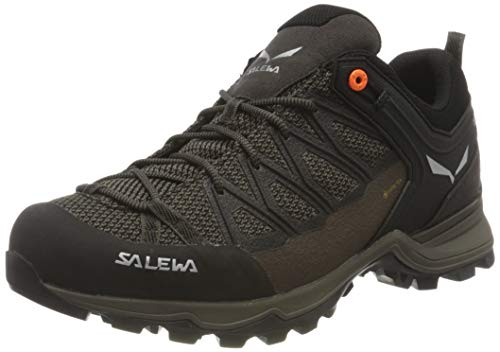 Salewa Ms Mountain Trainer Lite Gore-Tex, Scarpe da Arrampicata Alta Uomo, Marrone (Wallnut 7512...