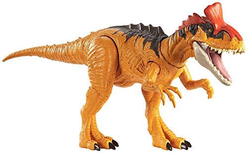 Jurassic World Dinosonidos Control Total Dinosaurio Cryolophosaurus ( Mattel Gjn66)