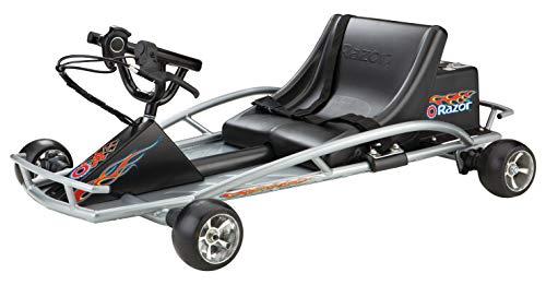 Razor Ground Force Drifter Kart - Silver - FFP