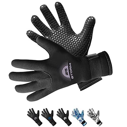 BPS 3mm Neoprene Diving Gloves