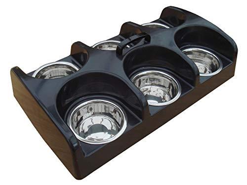 Petnap, sistema di 6 ciotole di alimentazione per cucciolo di medie dimensioni