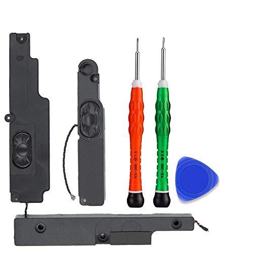 MMOBIEL Lautsprecher Set Links und Rechts Ersatz kompatibel mit MacBook Pro 15 inch Retina A1286 Nr 922-8700 A 922-8701 A