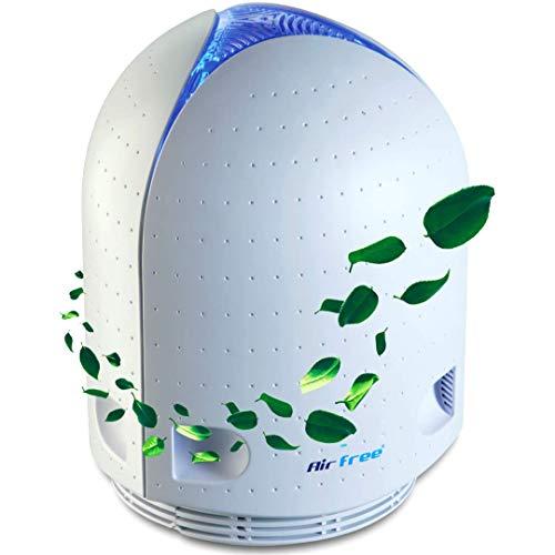 AirMed PLUS Airfree P80 LUFTREINIGER Viren Bakterien Aerosole 99,99%   Luftfilter 32qm gegen Viren in der Raumluft   Ideal für Wohnungen verbessert Luftqualität Bakterien 99.97%