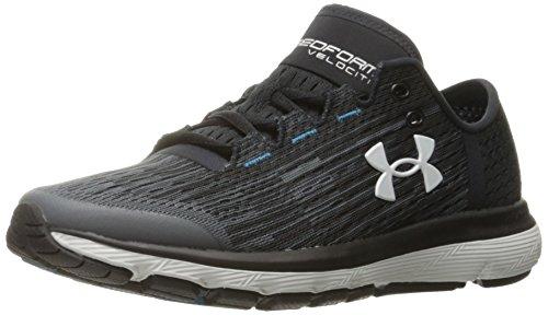 Under Armour Speedform Velociti - Zapatillas de Correr para Mujer, Color Gris, Talla 38.5 EU