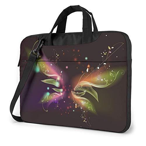 XCNGG Bolso de hombro Computer Bag Laptop Bag, Cactus Pink Business Briefcase Protective Bag Cover for Ultrabook, MacBook, Asus, Samsung, Sony, Notebook 13 inch