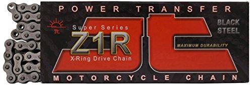 JT Sprockets JTC520Z1R120RL Steel 120-Link Super Heavy Duty X-Ring Drive Chain (520 Z1R)