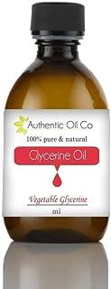 Vegetable Glycerine 100% pure (cosmetic grade) - 250 ml
