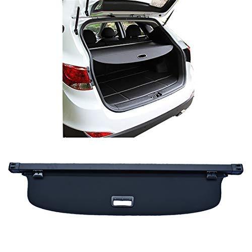 WFLNHB Interior Trunk Cargo Cover Tonneau Shield Fit for Volkswagen VW Tiguan 2018-2019