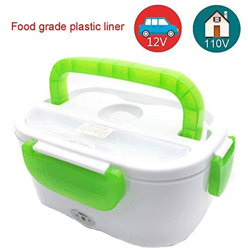 Termaly Lunchbox voor auto, lunchbox voor elektrische verwarming, lunchbox, draagbaar, verwarmbaar, lunchbox voor elektrische verwarming, lunchbox voor auto G1