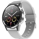 ZWW Fitness Tracker Deportes Pulsera Tarifa Cardíaca Pulsera Vs L13 DT78 Smartwatchf35 Smart Watch Llamada Bluetooth Llamada Personalizada,A