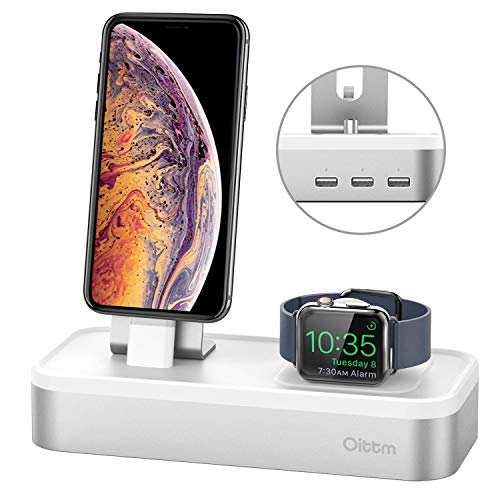 Oittm iPhone and Apple Watch Charger