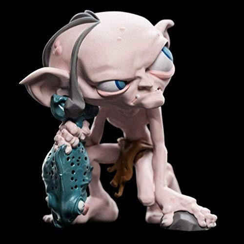 HJB The Lord of the Rings: Gollum Mini Epics Vinyl Statue make up collectible figurines from films