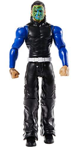 WWE GLB05 - Bewegliche Actionfigur (15 cm) im Wrestling-Look, Spielzeug Actionfigur ab 6 Jahren