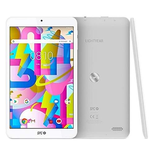 SPC Lightyear - Tablet android pantalla IPS 8 pulgadas