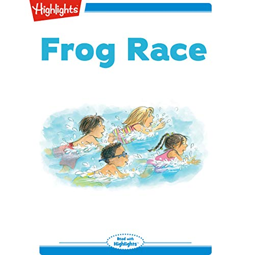 Frog Race copertina
