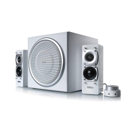 Edifier S330D Sistema di Altoparlanti, Bianco