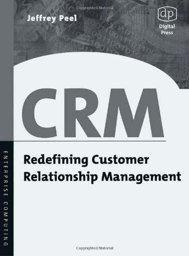 CRM: Redefining Customer Relationship Management (English Edition)