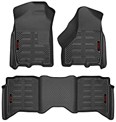Gator Accessories 79602 Gator Front and 2nd Seat Floor Liners