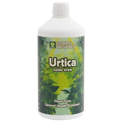 Abono / Purín de Ortiga Líquida GHE Urtica (1L)
