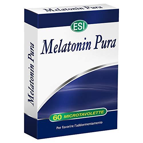 Esi Melatonin Pura - 60 Microtavolette