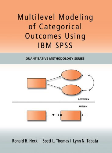 Multilevel Modeling of Categorical Outcomes Using IBM SPSS (Quantitative Methodology Series) (English Edition)