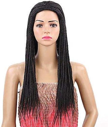 Perruque Synthétique Longue Afro Perruque Naturelle Perruque Naturelle Femme