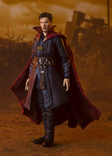 Sconosciuto 73959 – Los Vengadores Endgame – Doctor Stange Battle on Titan – SH figuarts 16 cm