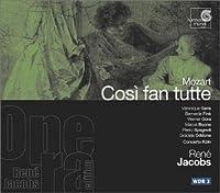 Cosi Fan Tutte by Mozart