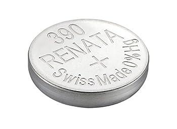 Renata- 390 Sr1130W 1.55V Silver Oxide Watch Battery