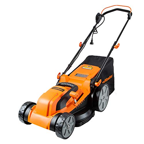 LawnMaster MEB1116K Electric Lawn Mower 16-Inch...