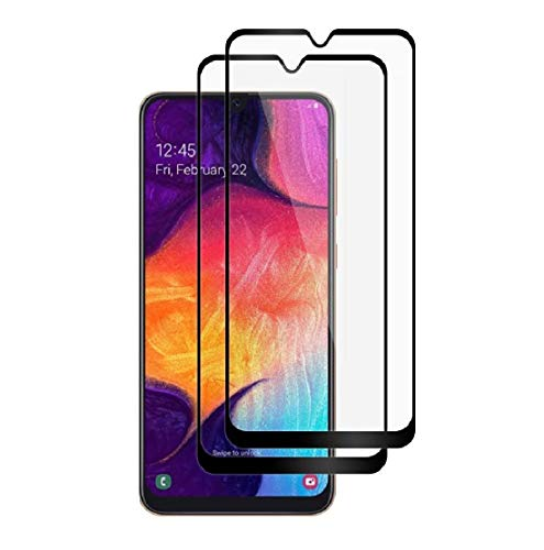 Spinzzy® 11D Tempered Glass Screen Protector Compatible for Samsung Galaxy A31s with Edge to Edge Full Glue Tempered Glass Coverage and Easy Installation (Pack of 2)