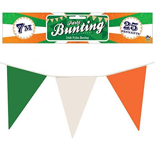 Saint patricks irland pennants (flagge)