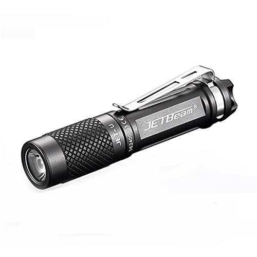 BrightBulb 135LM 3Modos Mini EDC LED Linterna 1 x AAA