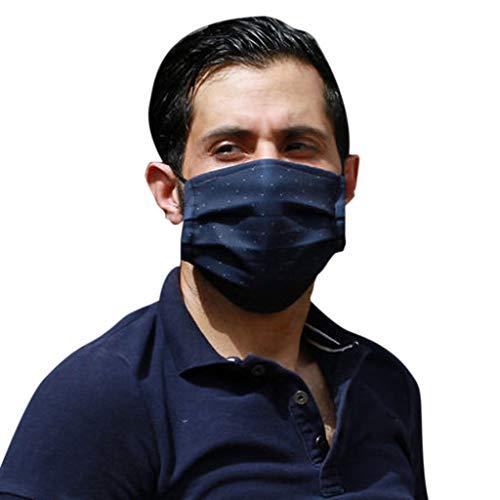 SHUANGA Mundschutz Face Cover Multifunktionstuch Motorrad Winddicht Atmungsaktiv Mundschutz Halstuch Schön Atmungsaktiv Sommerschal