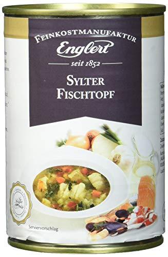 ENGLERT Sylter Fischtopf/Dose, 3er Pack (3 x 390 ml)