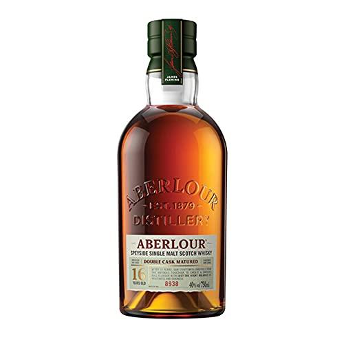 Aberlour 16 Ans Double Cask Malt Whisky 70 cl