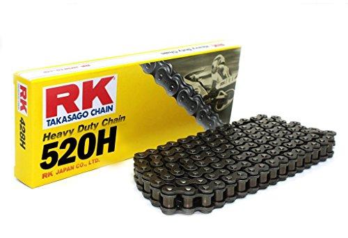 RK - 99450110 : Cadena transmision negra RK 520H