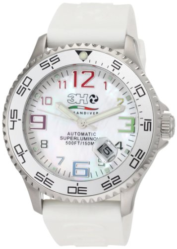 Where To Buy 3h Men S 446wc Oceandiver Stainless Steel