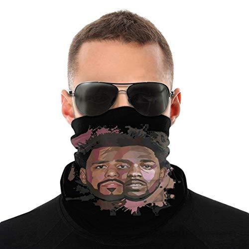 Nother Kendrick Lamar Variety Kopftuch Face Headwear Neck Gaiter Face Bandana Schal Schal