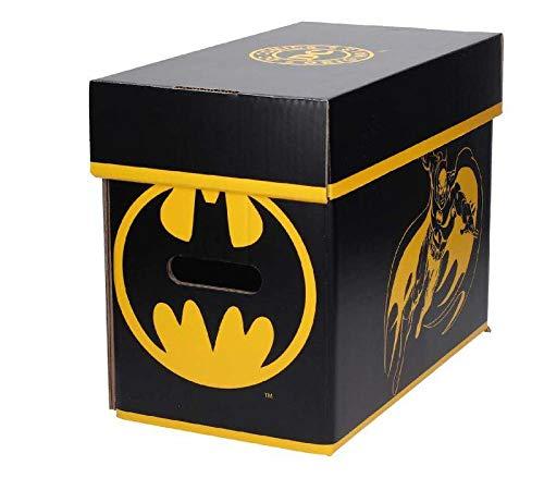 Ultra Pro - Boite Carton Comic Box DC Universe - Batman 35 x 19 x 30cm - 8435450202025