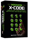 X-Code Cooperative Strategy Board Game