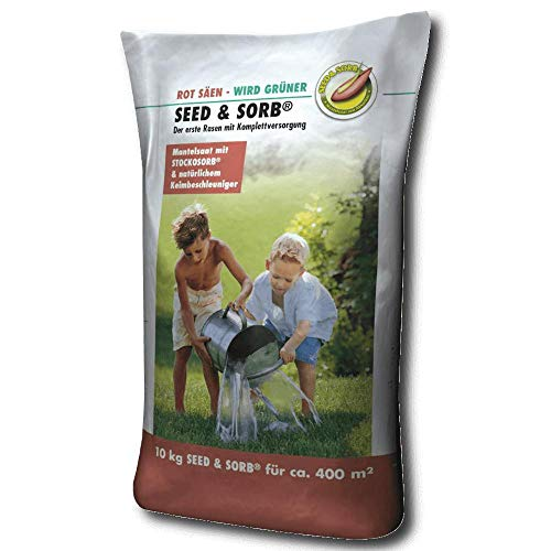 Gss Pelouse Universelle Rsm 2.3 Seed & Sorb , 10 KG