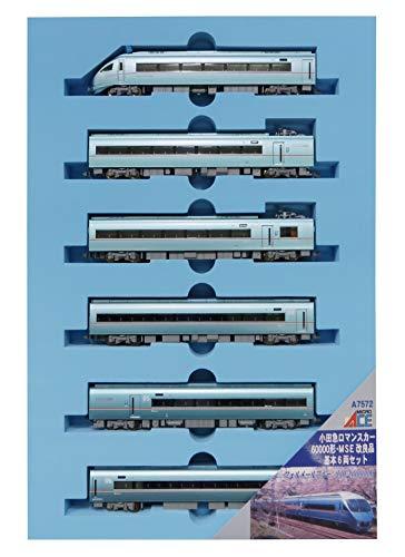 小田急 60000形 MSE ロマンスカー 基本6両セット 品番:A7572