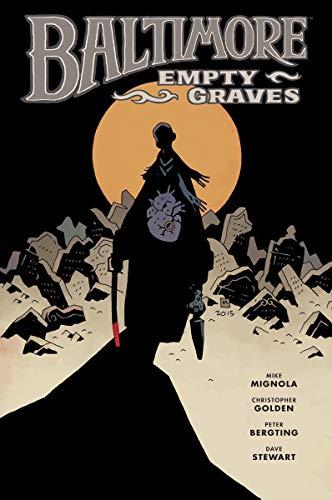 Baltimore. Empty Graves - Volume 7 [Idioma Inglés]