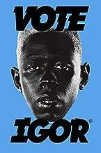 Tyler The Creator Igor Vote Poster Print Wall Art