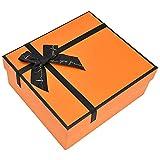 SHYEKYO Caja de Regalo, Caja de Regalo de Alta Gama Colocar Joyas, Dulces, Tarjetas de Regalo, Velas pequeñas, Perfume o Colonia
