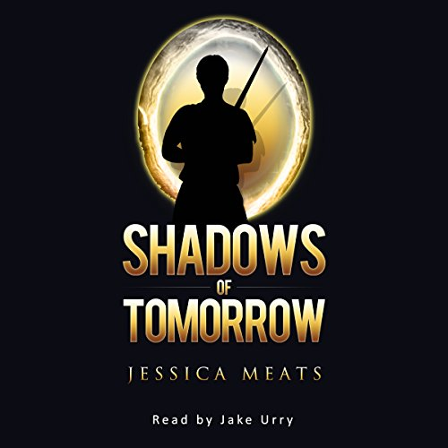 Shadows of Tomorrow audiobook cover art