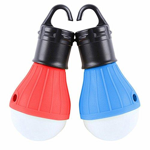 2 extérieur Lampe de Secours LED Camping hik Tente pêche Lanterne Suspendue lumière