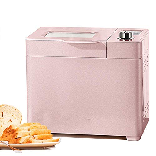 Broodmachines, broodbakmachine, automatische intelligente huis Brood Machine Pasta-Bakken Geïntegreerde, Intelligent Baking Technology Self-programmeren Functie Diverse Recepten DIY Bread Roaster LQH